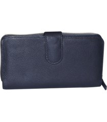 buxton women's mini chelsea rfid ensemble clutch