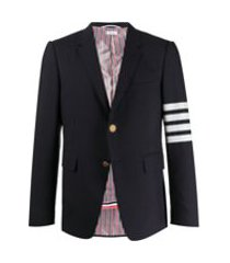 thom browne blazer clássico - azul