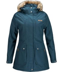 chaqueta roble b-dry melange azul noche lippi.