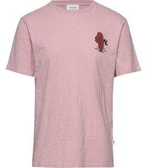 slater t-shirt t-shirts short-sleeved rosa wood wood
