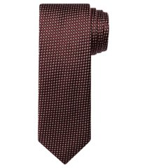 1905 collection mini dot & check tie