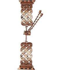 nimitec metal design apple watch bracelet