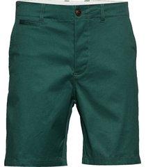 college shorts 7321 shorts chinos shorts grön samsøe samsøe