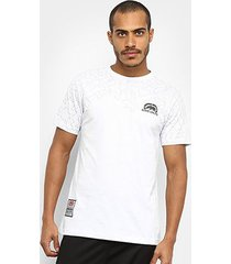 camiseta ecko básica estampada e908a masculina - masculino
