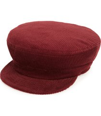 women's brixton un fiddler cap -