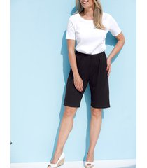shorts miamoda svart