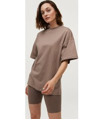 topp gry oversized tee