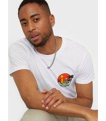 solid t-shirt - kayne ss t-shirts & linnen white