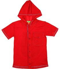 camisa roja cante pido apolo
