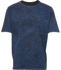 twash t-shirts short-sleeved blå boss