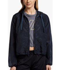 y/osemite sheer glass nylon jacket