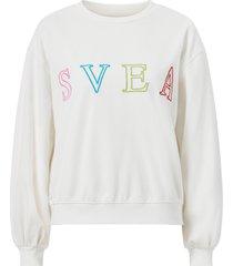 sweatshirt w. extra sweat