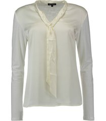 blouse lm off-white