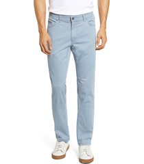 brax cooper five pocket stretch cotton pants, size 38 x 32 in arctic at nordstrom