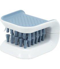 escova para lavar talheres azul - oikos