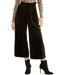 rachel rachel roy high-waist cropped pants