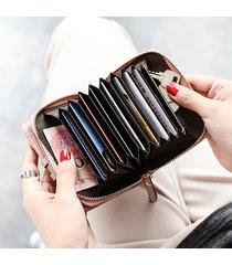 portamonete donna portamonete con portamonete 16 carte bifold