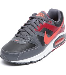 zapatilla air max command gris nike