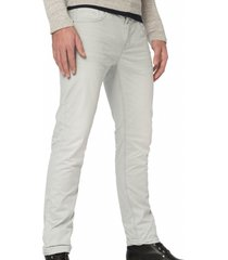 pme legend nightflight lichtgrijze slim fit jeans