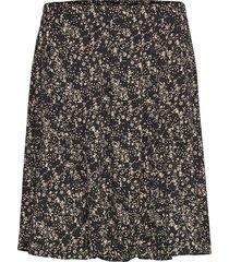 dee skirt kort kjol svart soft rebels