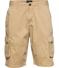 relaxed cargo shorts shorts cargo shorts beige lyle & scott