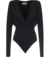 alexandre vauthier classic slim bodysuit