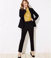 loft tall slim pencil pants