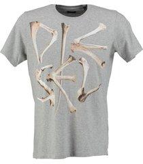 diesel grijs t-shirt