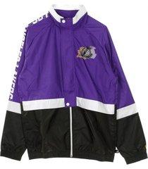 loslak nba color block track jacket
