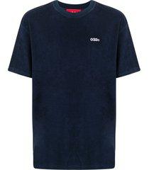 navy terry t-shirt