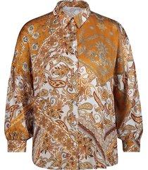 aaiko blouse sade bruin