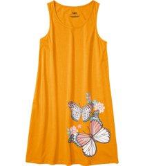 camicia da notte (giallo) - bpc bonprix collection