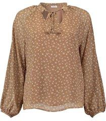 blouse juliette beige