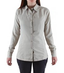 camisa arizona outdoors beige hardwork