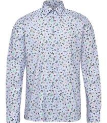 8611 - gordon sc skjorta casual blå xo shirtmaker by sand copenhagen
