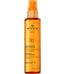 tanning oil for face and body spf30