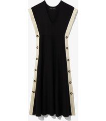 doubleface cotton dress