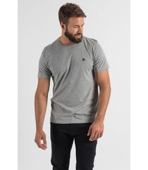 remera gris oxford polo club sunset