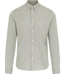 oxford overhemd met stretch