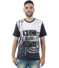 camiseta mxc brasil loewrider carro antigo - masculino