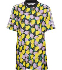 aop tee dress kort klänning multi/mönstrad adidas originals