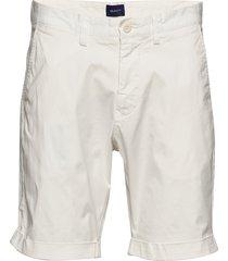 d2. regular sunfaded shorts shorts casual creme gant