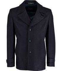 bos bright blue blue spaarn coat 18301sp10sb/290 navy
