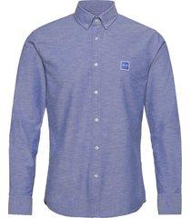 mabsoot_1 skjorta casual blå boss