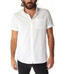 px men's tonal seersucker buttondown shirt