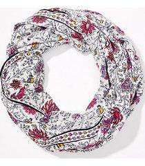 loft tapestry infinity scarf