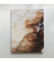 moody brown - nastrojowy obraz abstrakcyjny