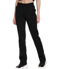 pantalon basic casual two negro everlast