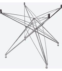 base de mesa estrela