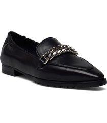shoes a1001 loafers låga skor svart billi bi